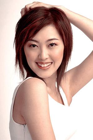 中国模特之星大赛第三届冠军范莹(图)