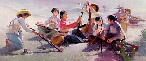 70年代的中国,人们开始重新认识美感