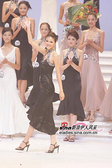 组图:新丝路总决赛单项奖--5号选手李媛媛