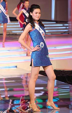 伊人风采 cctv模特电视大赛 正文    9月17日,第六届cctv模特电视大赛