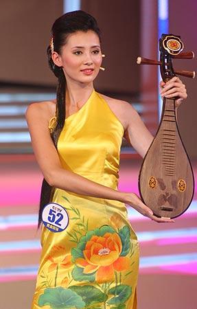 cctv电视模特大赛总决赛入围女模:王玉(组图)(4)
