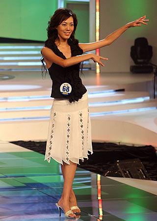 伊人风采 cctv模特电视大赛 正文    9月19日,第六届cctv模特电视大赛