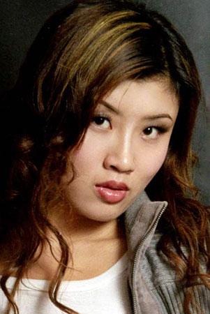 2005中国内衣模特大赛参赛选手风采--张黎(图)