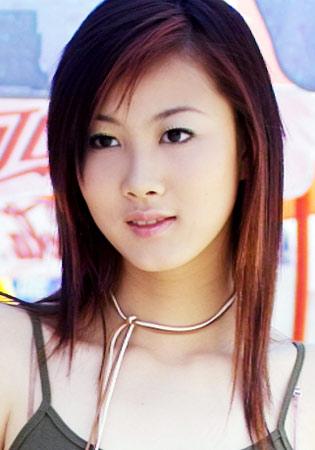 2005中国内衣模特大赛参赛选手风采--高晨悦(图)