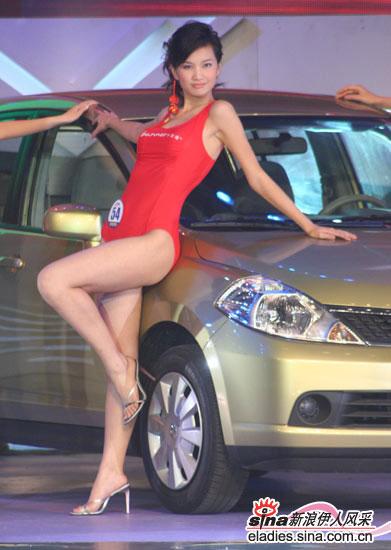 伊人风采 cctv模特电视大赛 正文    2005年,青春中国,美丽无限.