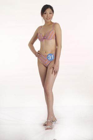 2005中国内衣模特大赛--31号选手刁岚(组图)(2)