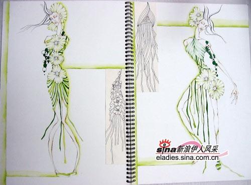 服装:中国百盛第一届组图大学校园景观设计意义设计师邀请赛作品选图片
