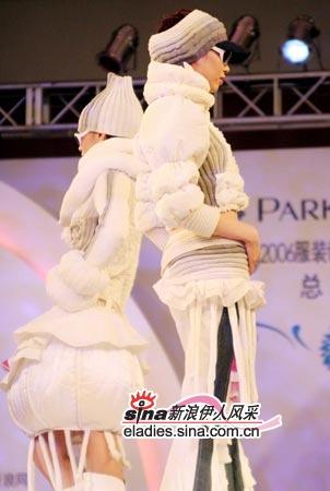 百盛服装设计师邀请赛王云涛作品