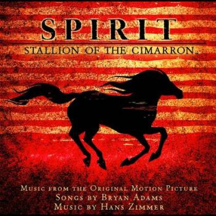 Spirit Stallion of the Cimarron 小马精灵