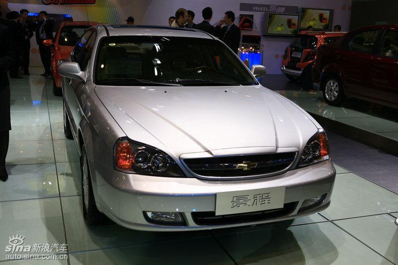 世界1000多家汽车厂商.图为北京车展雪佛兰景程(epica)图片!高清图片
