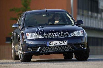 组图 两款2005新福特蒙迪欧亮相图片
