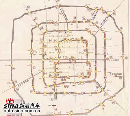 东方时空调查:您是否了解北京各路段限速规定