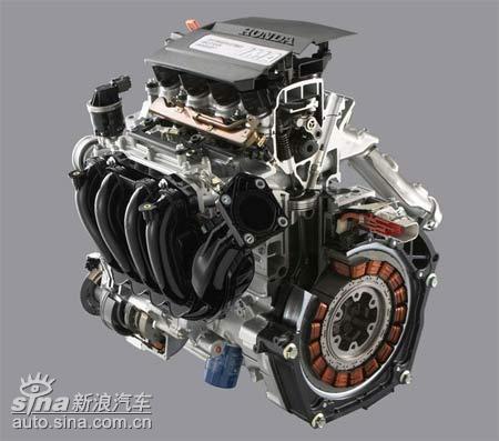 本田新型1.8升i-vtec发动机