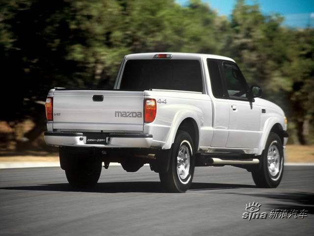 2003款Mazda Truck外观