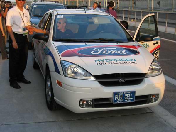 福特焦点燃料电池车