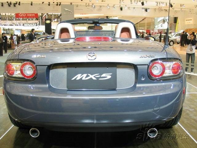 马自达MX-5