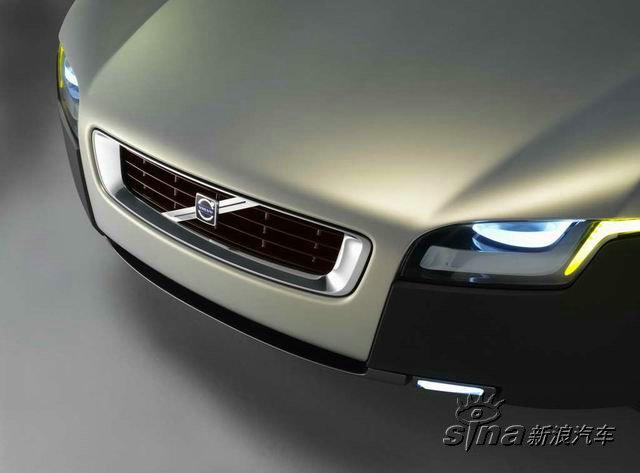 Volvo YCC ��的概念车