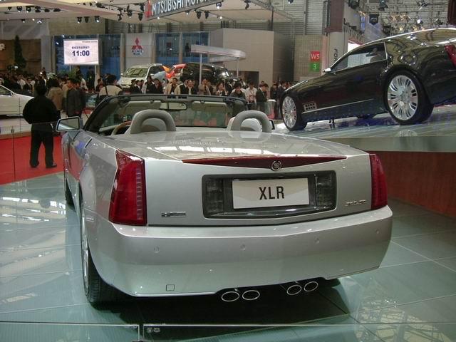 凯迪拉克车型