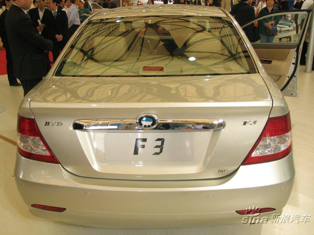比亚迪f3 图片 新浪汽车高清图片