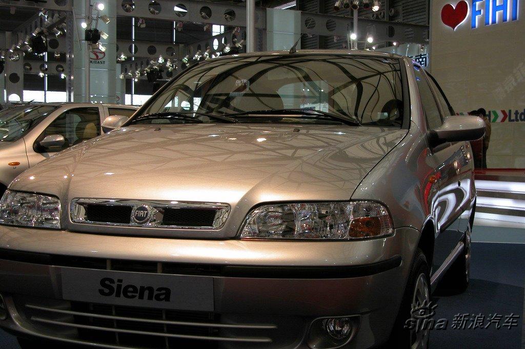 菲亚特Siena