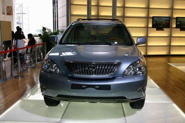 凌志汽车在近年已经逐步成为丰田汽车挑战豪华的利器,此次重拳出图片
