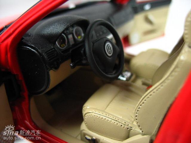 一汽大众宝来汽车模型高清图片