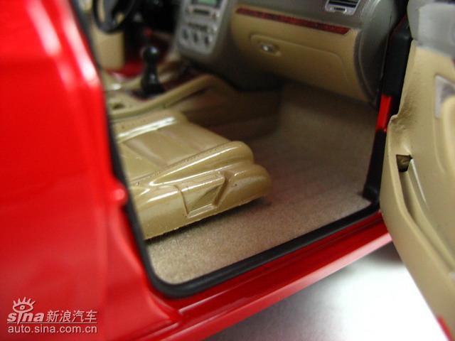 一汽大众速腾汽车模型高清图片
