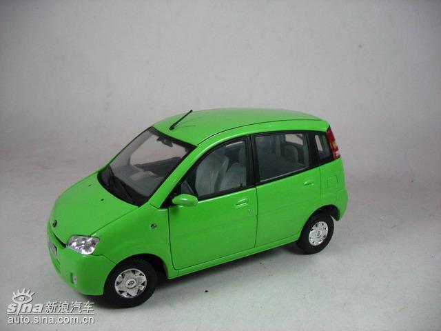 昌河汽车爱迪尔汽车模型高清图片