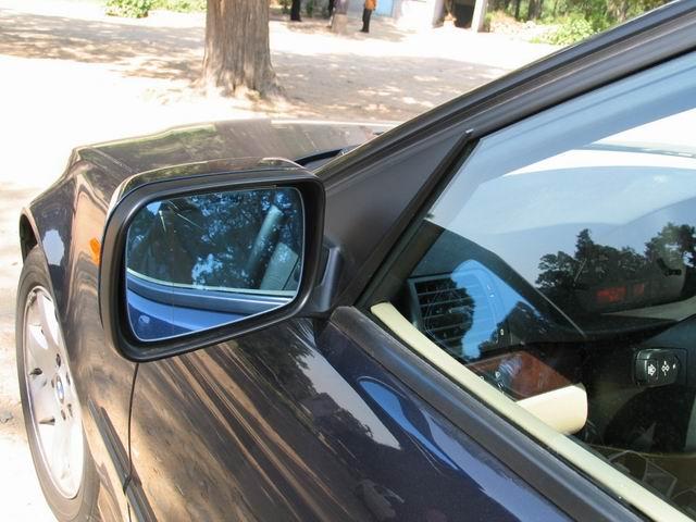 宝马318i外后视镜