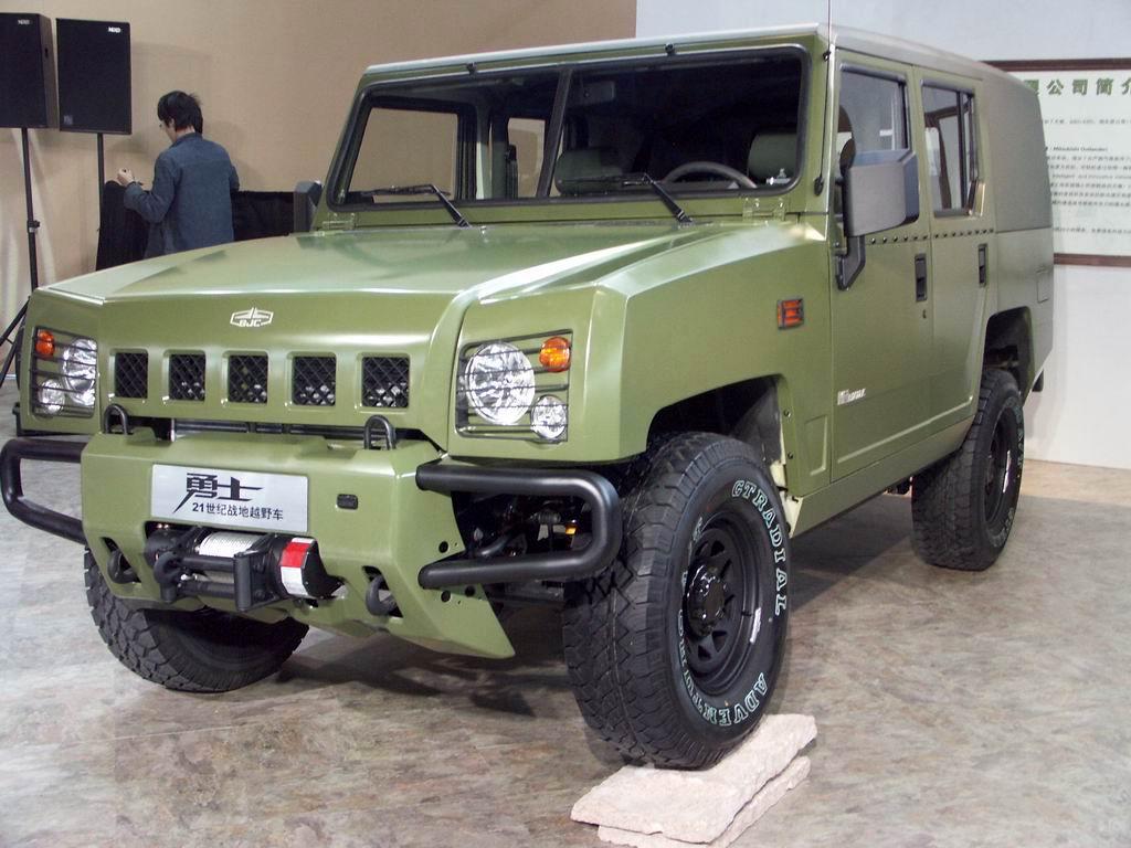年5月23日,北京吉普汽车有限公司宣布:由该公司自主开发的拥有高清图片