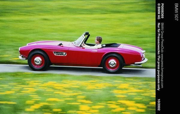 1956-BMW 507