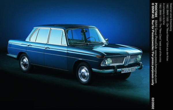 1962-BMW 1500