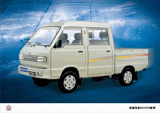 长安SC1015系列双排微型货车