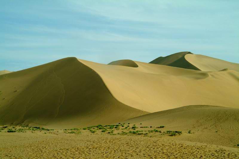 沙海天际线