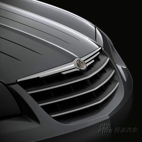 Roadster车前脸