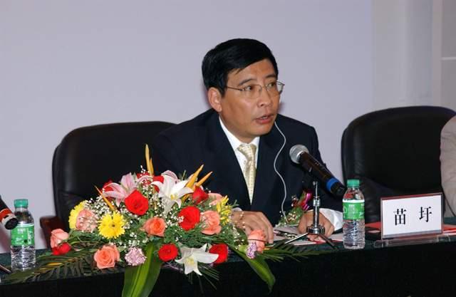 东风日产合资成立仪式现场
