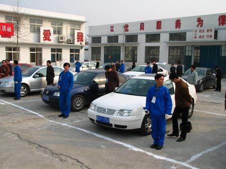 3月13日,由一汽-大众汽车有限公司主办,各地特许经销商、北京东高清图片