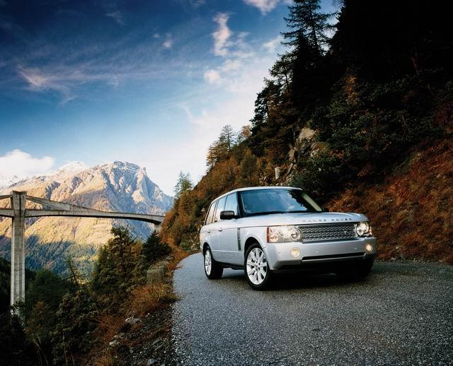 路虎Range Rover揽胜