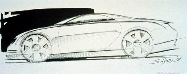 其他厂商原厂手绘设计图_图片_新浪汽车
