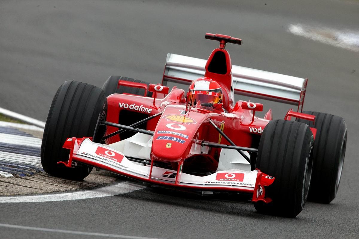 法拉利 F1赛车 图片 新浪汽车
