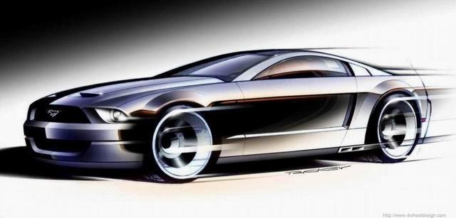 汽车设计图(2)[36p]