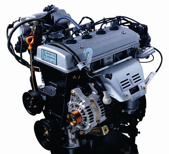 吉利轿车发动机