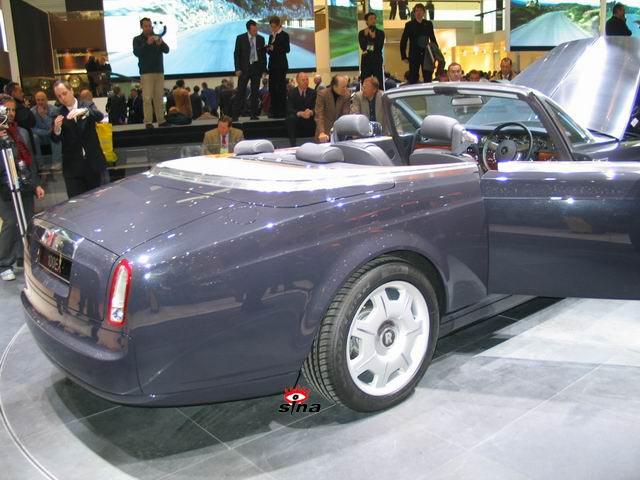 04劳斯莱斯EX100实验车