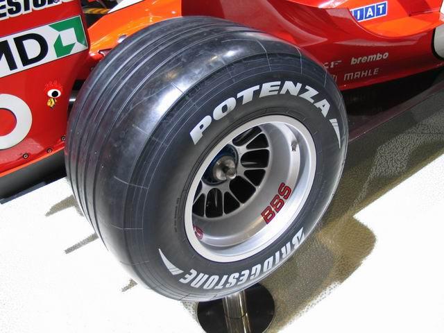法拉利/法拉利F2004 F1赛车