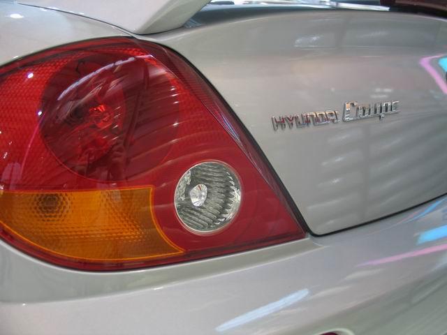现代Coupe 酷派 跑车高清图片