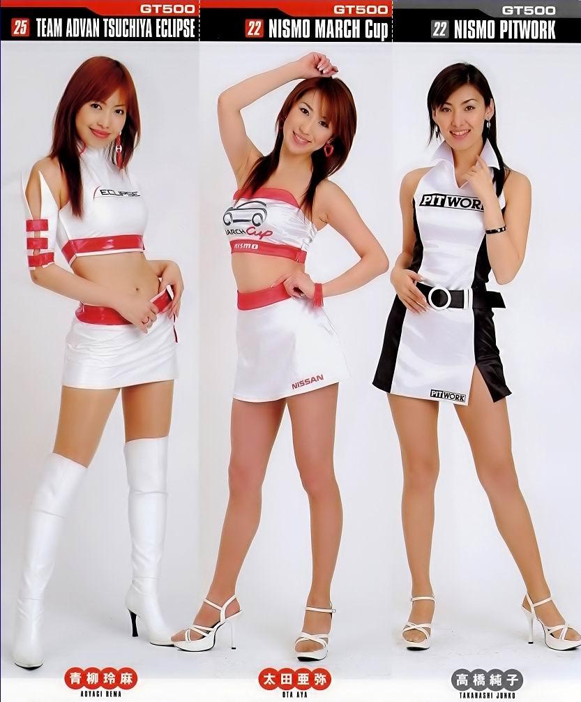 JGTC赛事赛车女郎_图片_新浪汽车 Race 2
