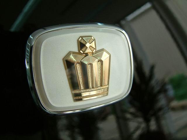 皇冠车标高清图片