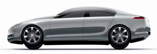 雷克萨斯原厂手绘设计图_图片_新浪汽车; 组图:凌志概念车lf-s亮相