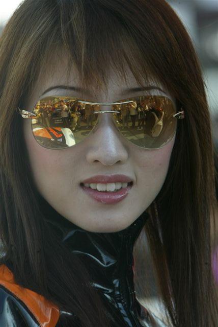 澳门格兰披治大奖赛美女