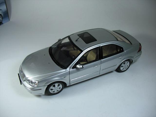 长安福特蒙迪欧汽车模型
